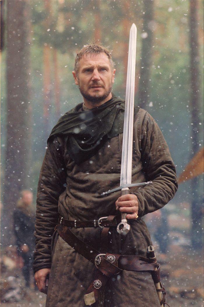 Liam Neeson in Kingdom of Heaven #movie #actor