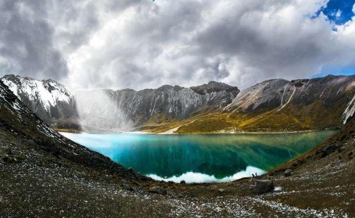 Nevado de Toluca: una aventura de cuidado