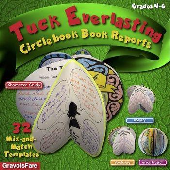 Tuck Everlasting by Natalie Babbitt: Circlebook Book Repor
