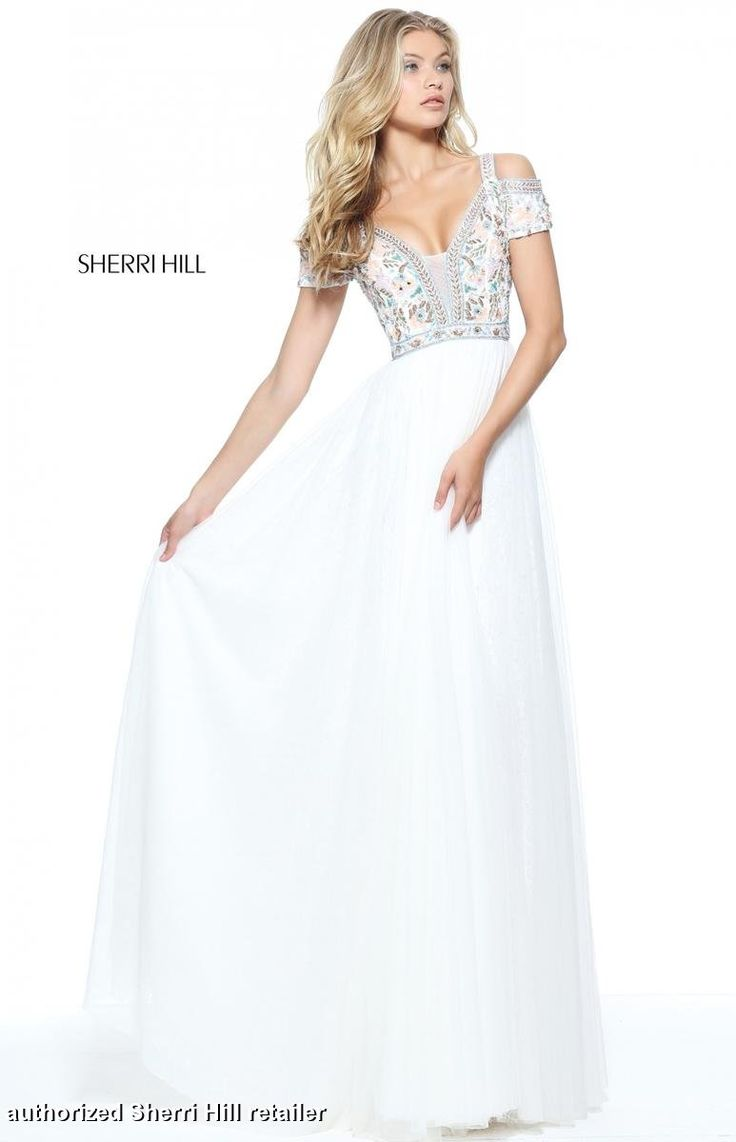 Sherri Hill Prom and Homecoming Dresses Sherri Hill 51219 Sherri Hill One  Enchanted Evening - Designer Bridal, Pageant, Prom, Evening & Homecoming  Gowns