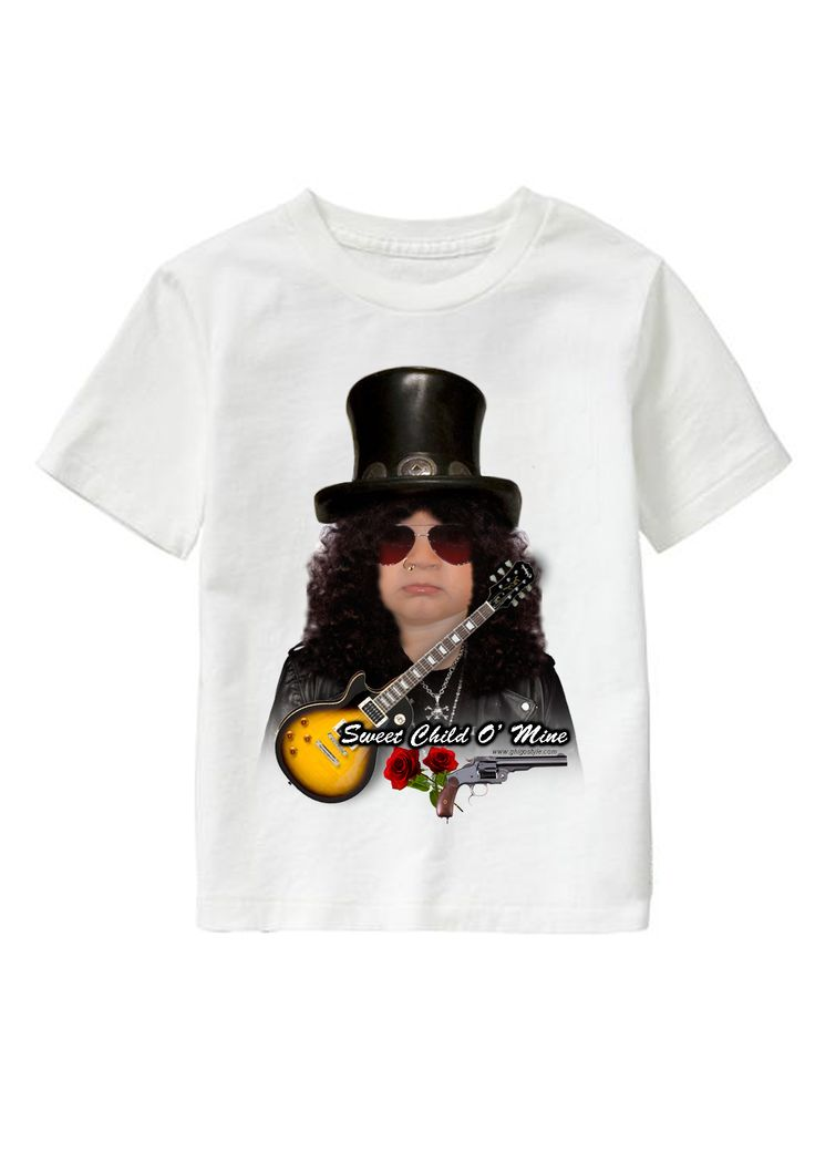 Knockin' On Daddy's Door personalized T-shirt www.ghigostyle.com
