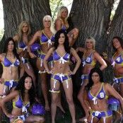 Confessions of a Pro Lingerie Football Team