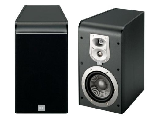 JBL ES20 High-Performance 3-Way Bookshelf Speakers