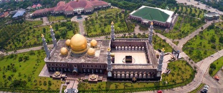 Berlibur Santai di Objek Wisata Religi Masjid Kubah Emas Dian Al-Mahri Depok