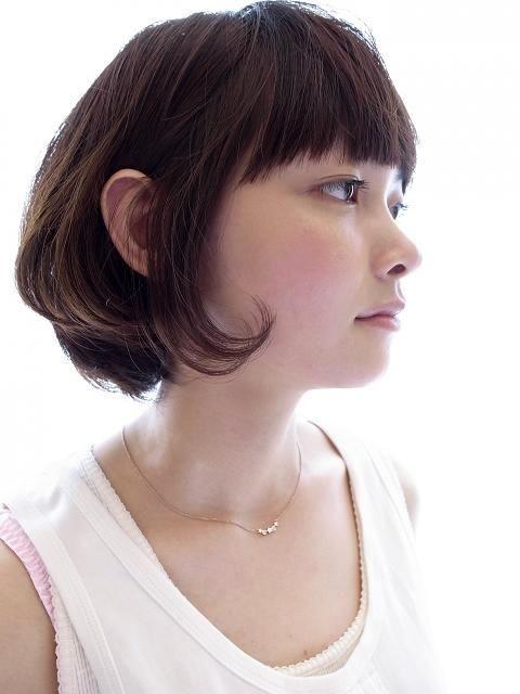 リトルマッシュボブ♪   Door(ドゥーア)のヘアスタイル・髪型・ヘアカタログ - 楽天ビューティ