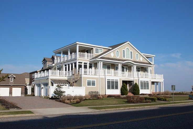 8/14 8b/6b On the shore..$1750/nightCape May Vacation Rental - VRBO 582729 - 8 BR Southern Shore Region House in NJ, Beautiful Cape May Beach Front Home, One of the Top 50 Home...