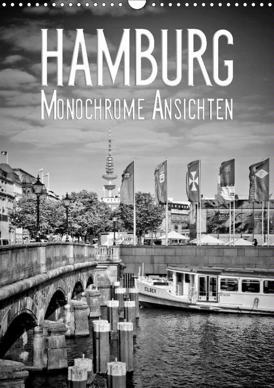 KALENDER 2016: HAMBURG Monochrome Ansichten - CALVENDO. Alle Einzelseiten können hier angeschaut werden: http://www.calvendo.de/galerie/hamburg-monochrome-ansichten/?s=melanie%20viola&type=0&format=0&lang=1&kdgrp=0&cat=0&order=date&dir=desc&