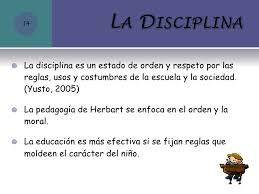 Image result for sistematizacion cientifica de la pedagogia herbart