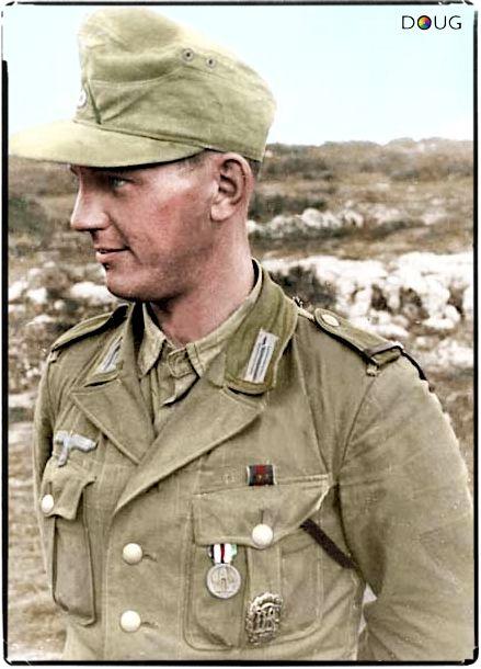 Afrika Korps (DAK) Unteroffizier in Tunisia '42/43