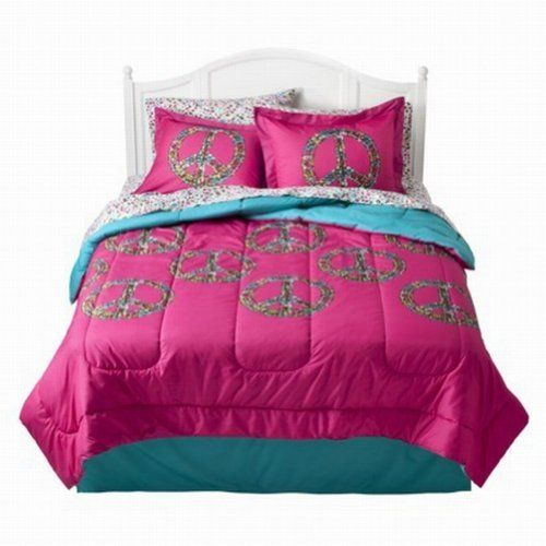 17 best images about cute bedding sets for girls on - Hot pink and blue bedding ...