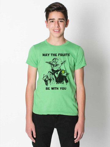 May the fruits be with you ECO-FRIENDLY – Quinoa Apparel