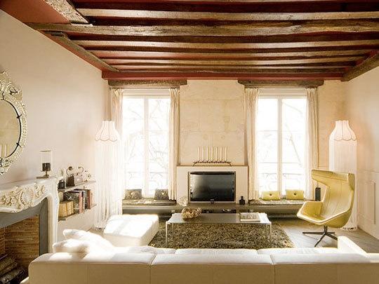 70 besten Paris Apartments Bilder auf Pinterest Esszimmer - wohnideen barock und modern