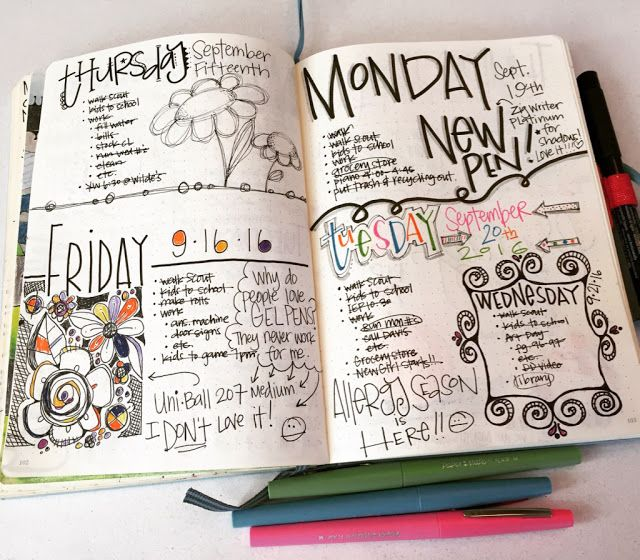 Knitting Journal Ideas : Best images about pages from my bullet journal on