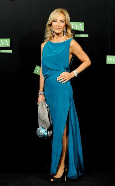 Carmen Lomana: 2009 TELVA Fashion Awards