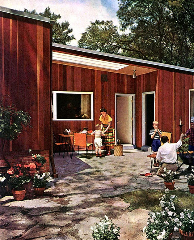 12 best xMcCall\'s Book of Modern Houses images on Pinterest ...