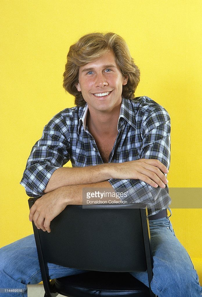 Actor Parker Stevenson poses for a portrait in 1979 in Los Angeles, California.