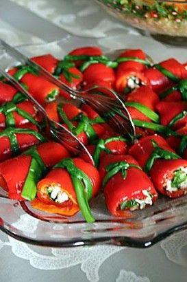 Kirmizi Biber Salatasi