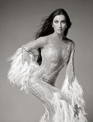 Cher, by Richard Avedon, 1975 🌲fotógrafo Richard Avedon  🌳🌲🌳 : More Pins Like This At FOSTERGINGER @ Pinterest🌲🌿