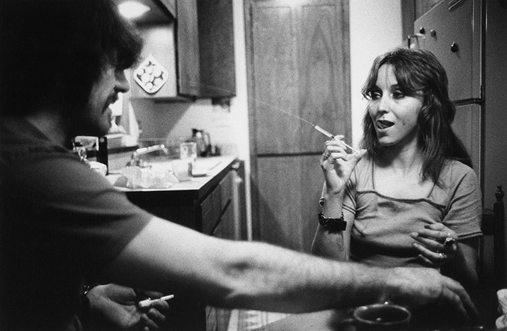 Larry Clark's controversial photographs