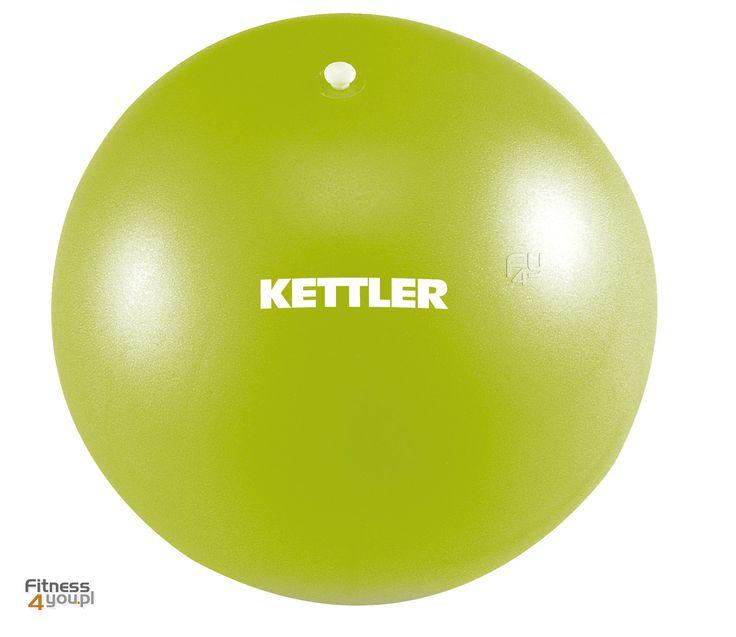 Piłka do jogi Kettler Kolory: zielony, fioletowy i grafitowy. https://www.fitness4you.pl/pilka-do-jogi-kettler-07350-091-zielona,det,975.html