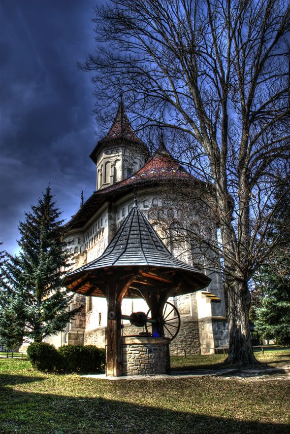 Medieval Church in Suceava