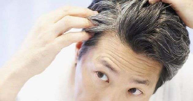 Graying of hair and stress is long been associated. What is truth behind it?.... scientist reports that they turn gray sooner.