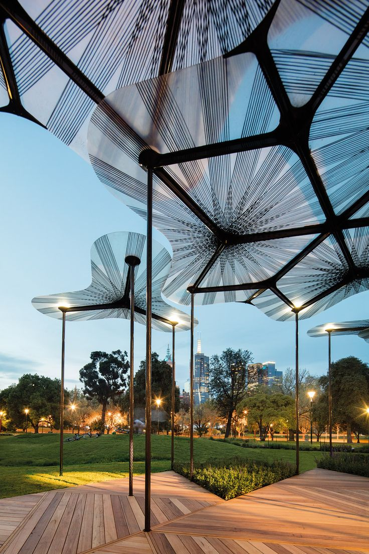 189 Best Shade Tensile Structures Tent Images On