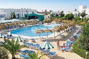 Hotel Club Djerba Les Dunes - Sdovolena.cz