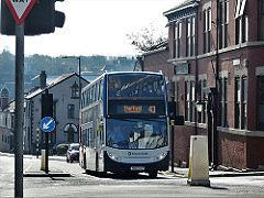 Stagecoach Bus 15720 On Route 43 Sheffield.Broadband Installations Sheffield