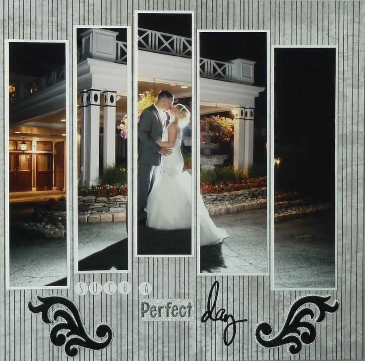 8x10 Wedding Albums: 257 Best Images About Wedding Scrapbooking Layouts On