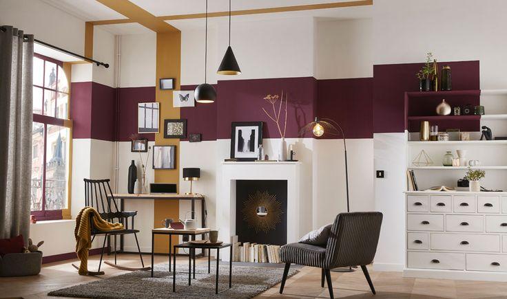 les 233 meilleures images du tableau salon sur pinterest. Black Bedroom Furniture Sets. Home Design Ideas