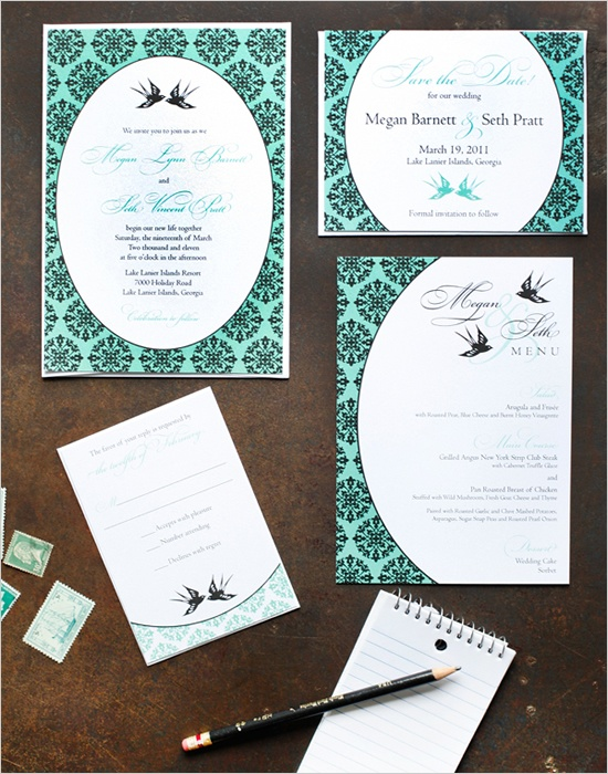 102 best wedding invitation images on pinterest vintage