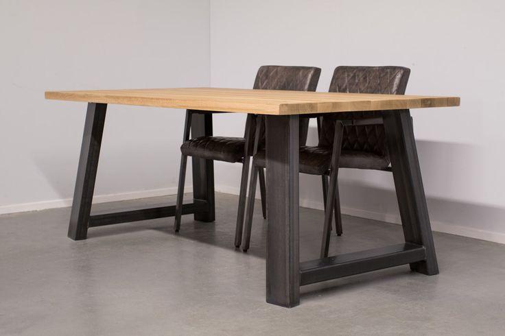 ber ideen zu esstisch massivholz auf pinterest b rotisch. Black Bedroom Furniture Sets. Home Design Ideas