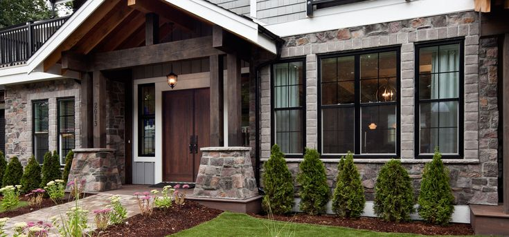 Best 25 Stone Veneer Exterior Ideas On Pinterest: Old Country Fieldstone, Tudor. Old