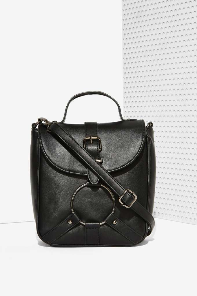 VIDA Statement Bag - Winkle Marker by VIDA 3XXAj