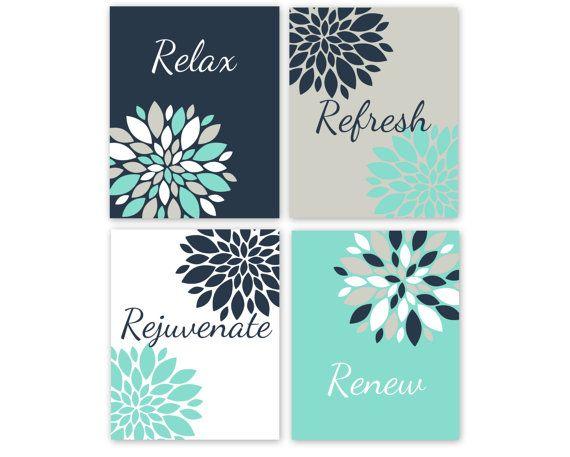Best 20+ Turquoise Bathroom Ideas On Pinterest | Chevron Bathroom, Turquoise  Bathroom Decor And Guest Bathroom Colors