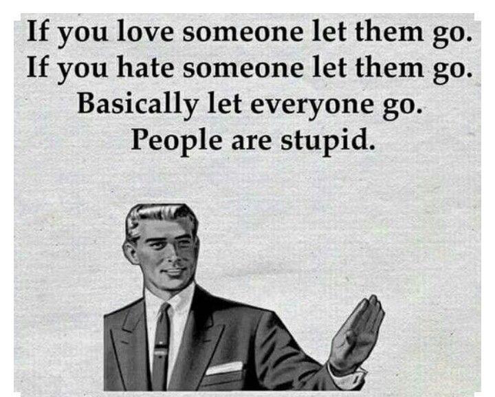 Basically, let everyone go.