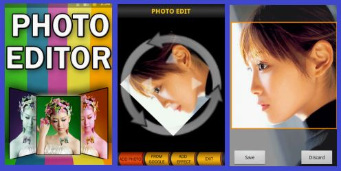 Photo Editor and Photo Effects Android Source Code @mobilesapps