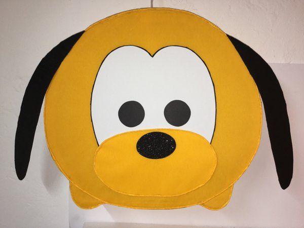 tsum tsum Pluto Pinata. Inspired. Pluto mouse party decoration, pluto party…
