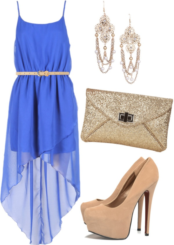 Fancy Date by sbigg11 on Polyvore#Repin ByPinterest++ for iPad# Shoes are a little too chunky ...