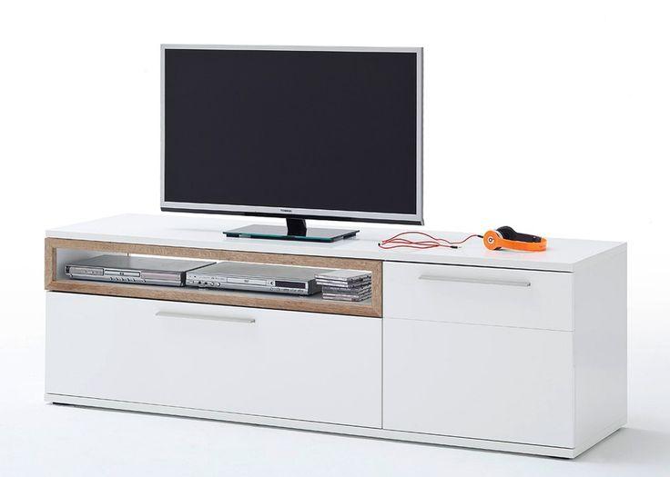lowboard h ngend eiche interessante ideen. Black Bedroom Furniture Sets. Home Design Ideas