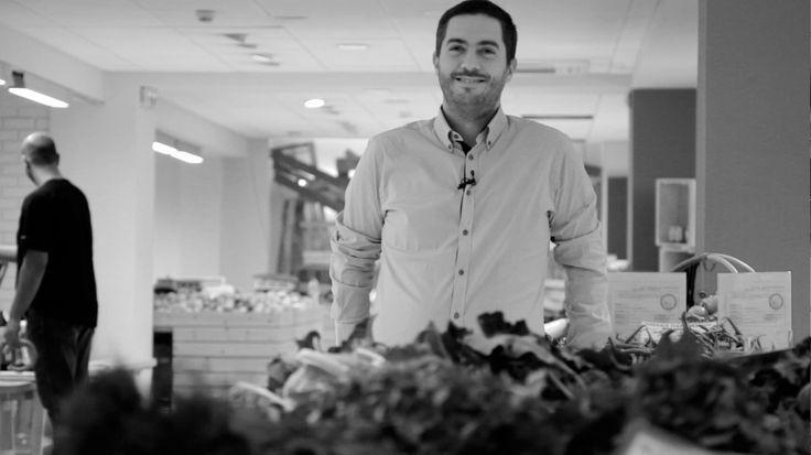 Dimitris Koutsolioutsos, Founder & CEO of Farmers Republic #farmersrepublic #organicfoods #healthyliving - http://www.lovegreece.com/people/dimitris-koutsolioutsos