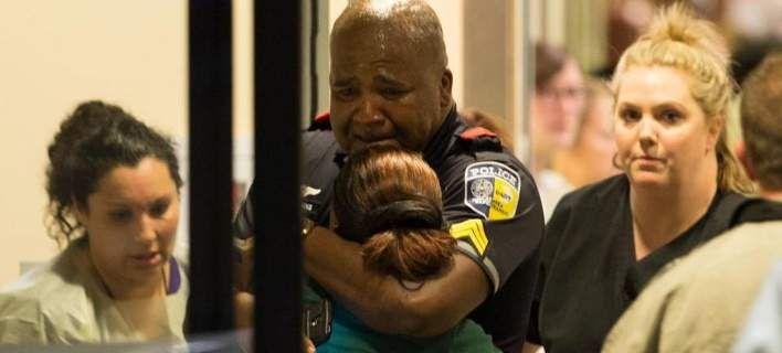Χάος στο Ντάλας: 4 αστυνομικοί νεκροί σε διαδήλωση κατά της αστυνομικής βίας