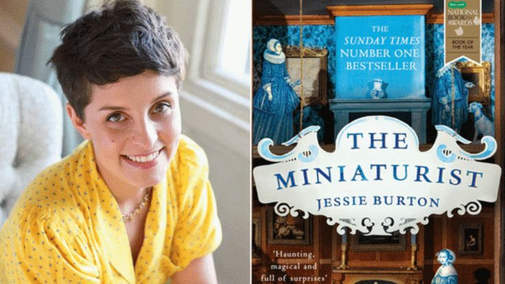 The Miniaturist to be adapted for TV - BBC News