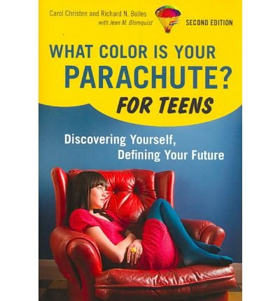 This updated career guide for teens draws on simplified principles of