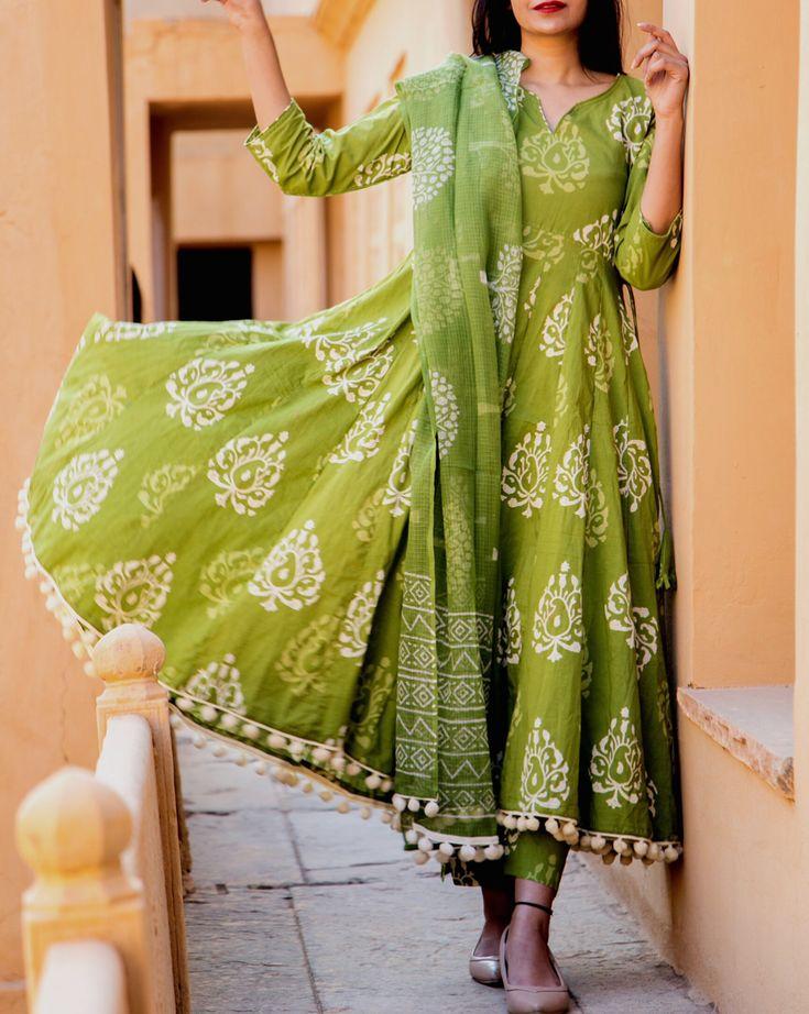 "1,872 Likes, 121 Comments - GulaboJaipur (@gulabo_jaipur) on Instagram: """"Real is Rare"" @Gulabo_Jaipur cotton kurta chikan pajama doriya Dupatta is classic combination of…"""