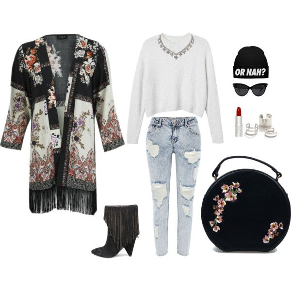 """Love the kimono 2"" by letsplaydiy on Polyvore"