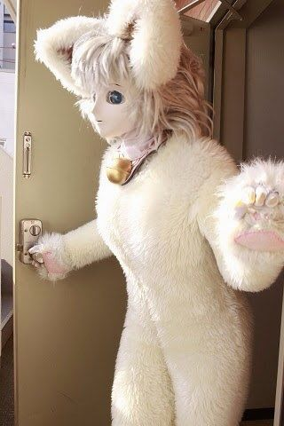 favorite furry yiffy themed girls bodypaint fursuits petplay cosplay