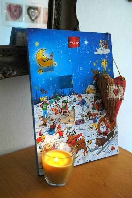 Blogmas Week 1 - Advent Calendar Traditions