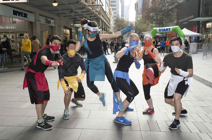 The Sydney Tower Stair Challenge, is on Sunday morning August 21